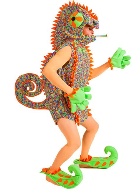 Kameleonski kostim za čovjeka