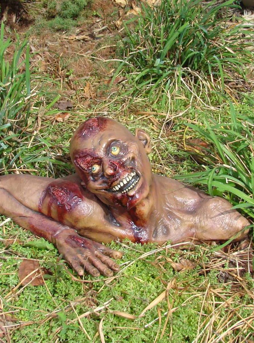 Zombie dekoration halloween f r halloween funidelia for Dekoration halloween