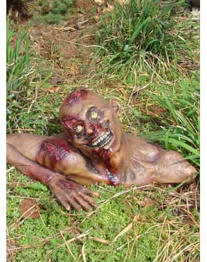 Halloween zombie decoration