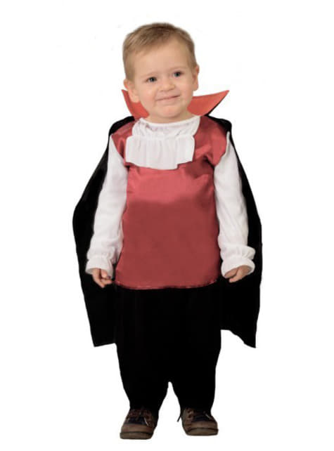 Disfraz de Draculín para bebé