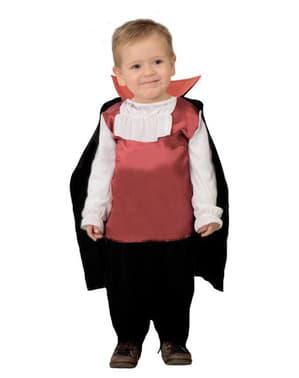 Fato de Drácula para bebé