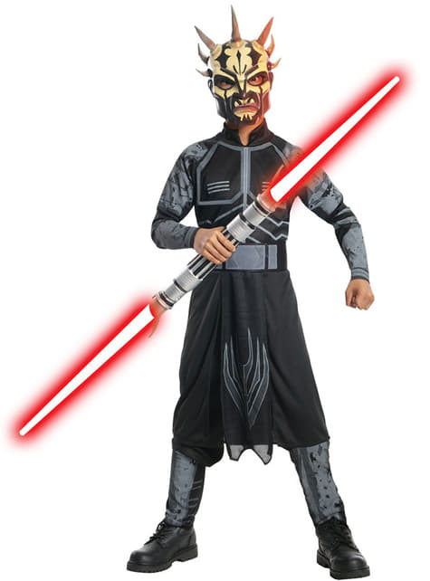 Savage Opress The Clone Wars costume for a boy