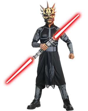 Chlapecký kostým Savage Opress Star Wars: Klonové války