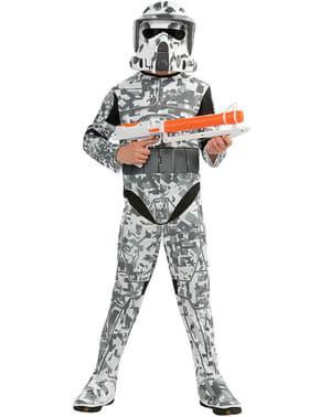 Fato de Arf Trooper Guerra das Estrelas para menino