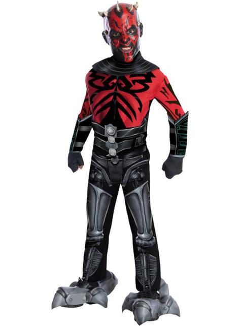 Darth Maul mechanical legs costume for a boy