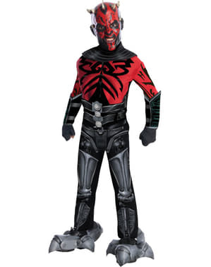 Darth Maul mechanical legs costume for a boy