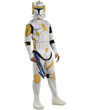 Captain Cody Clone Trooper costume for an adult