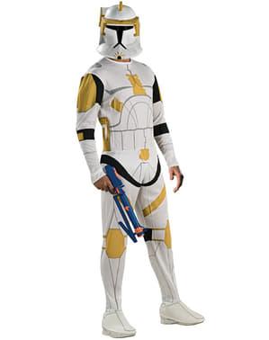 Fato de Comandante Cody Clone Trooper adulto