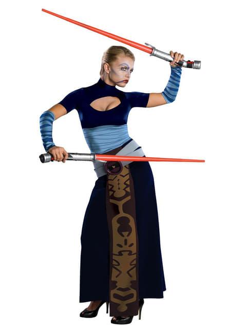 Зоряні війни Asajj Ventress костюм