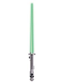 Star Wars Ahsoka lightsaber