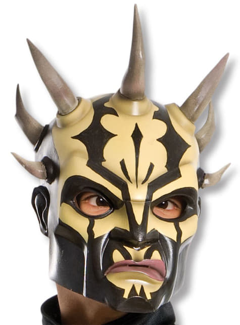 Star Wars Savage Opress mask for an adult