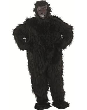 Gorilla, aikuisten asu