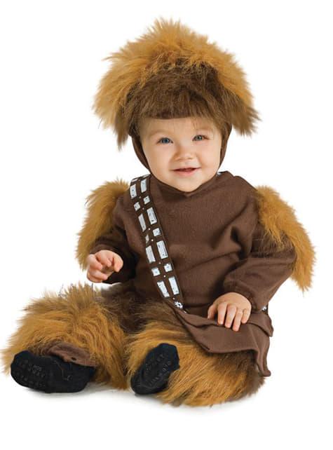 Costume da Chewbacca per neonato