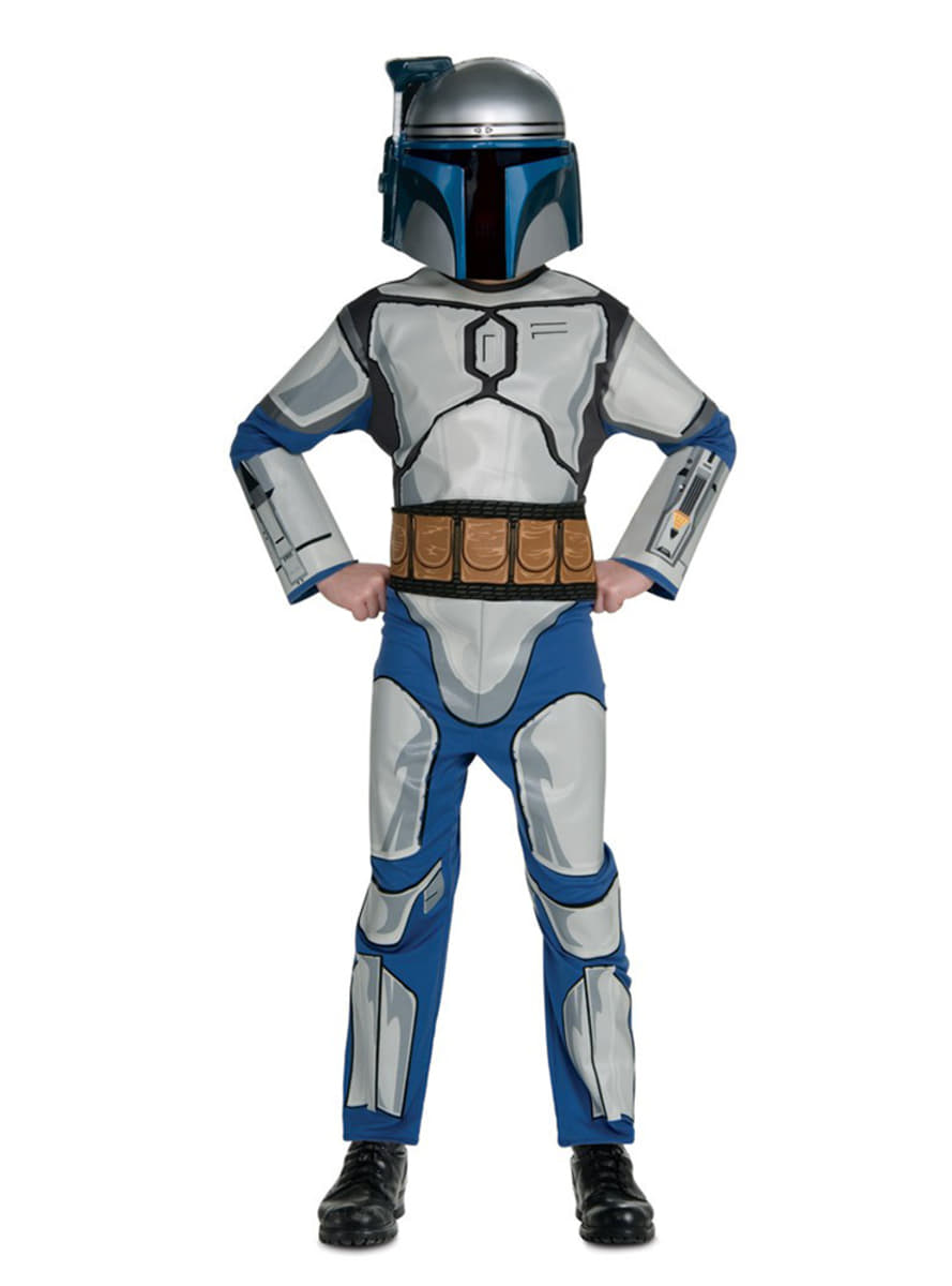 jango fett kost m f r kinder star wars funidelia. Black Bedroom Furniture Sets. Home Design Ideas
