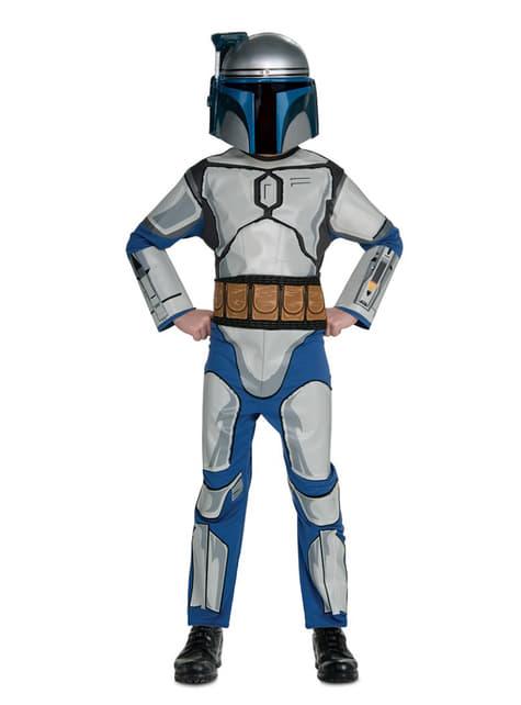Strój Jango Fett Star Wars dla chłopca