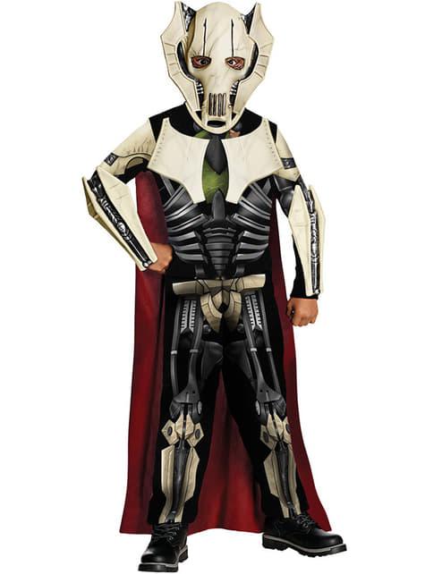 Chlapecký kostým generál Grievous Hvězdné války