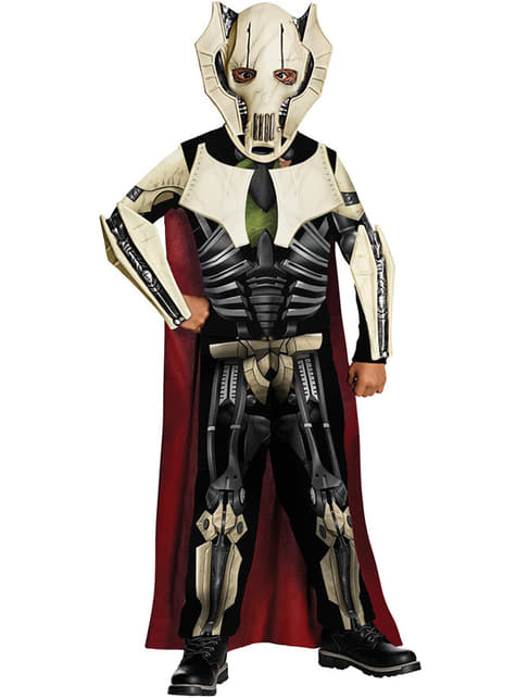 Disfraz de General Grievous Star Wars para niño