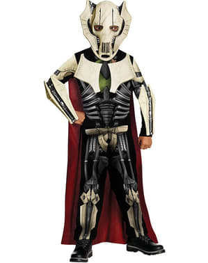 Star Wars General Grievous costume for a boy