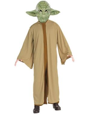 Costum Yoda pentru băiat