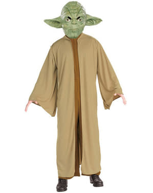 Yoda kostyme for gutt