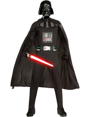Kostium Darth Vader dla dorosłych duży rozmiar