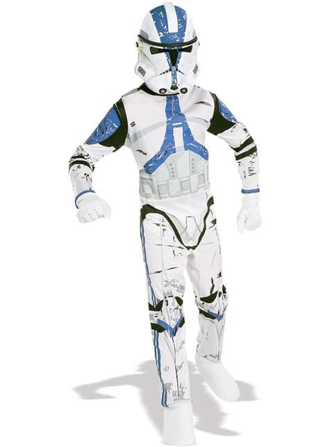 Disfraz de Clone Trooper Legión 501 Star Wars para adulto