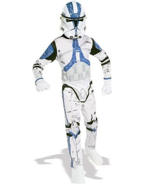 Clone Trooper Legion 501 Star Wars Kostyme Voksen