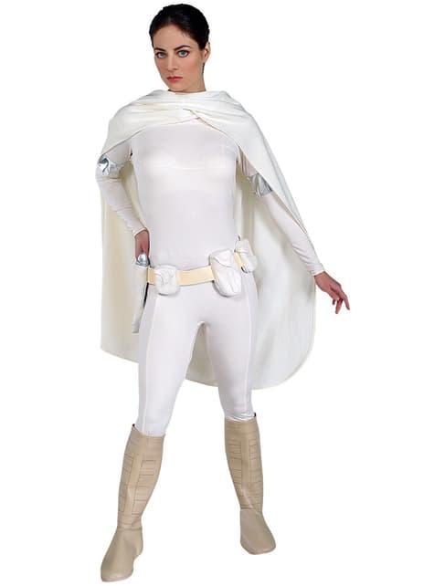 Disfraz de Padmé Amidala deluxe para mujer