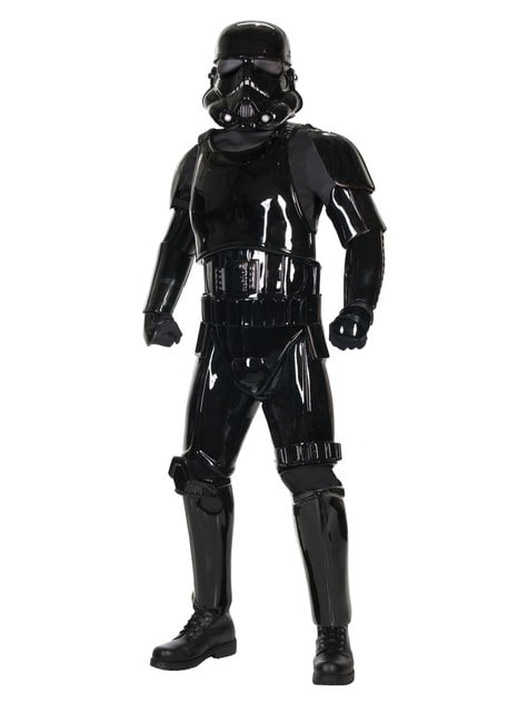 Disfraz de Black Shadow Stormtrooper Supreme