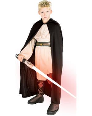 Túnica Sith para menino