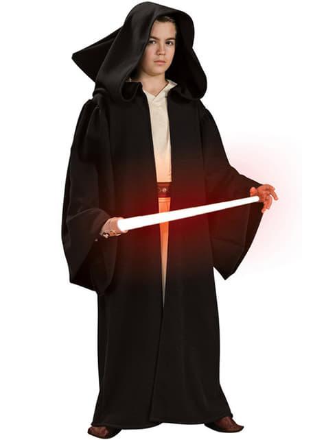 Túnica Sith Supreme para menino