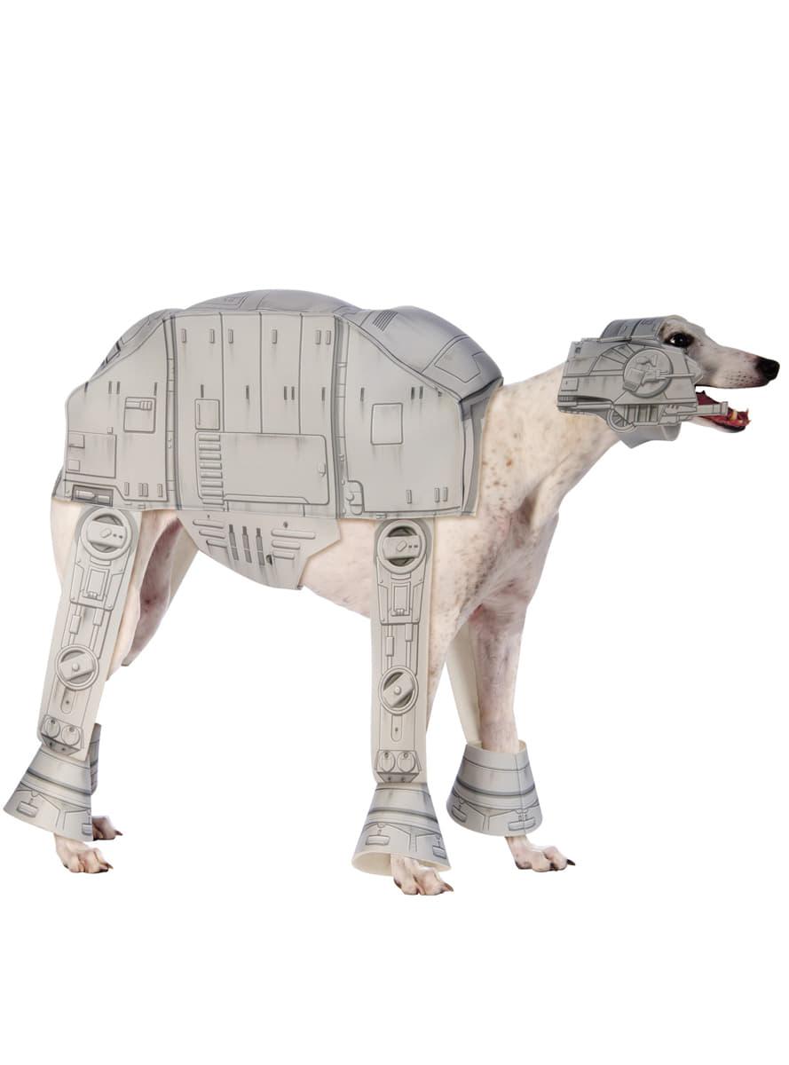 AT-AT Imperial Walker  | Star Wars | Mascara Carnaval para cães