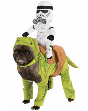 犬のためのスターウォーズデューバック衣装
