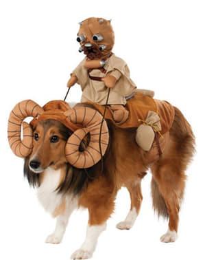 Bantha Kostüm für Hunde Star Wars