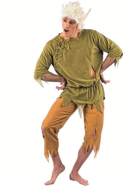 Disfraz de elfo Lilvast