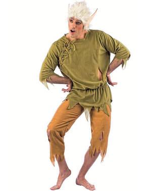 Costume da elfo Lilvast