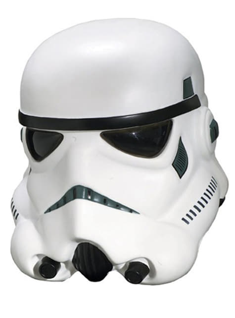 Casque Stormtrooper édition collector