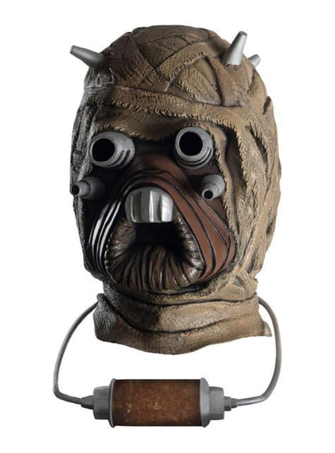 Máscara de Morador de las Arenas Star Wars