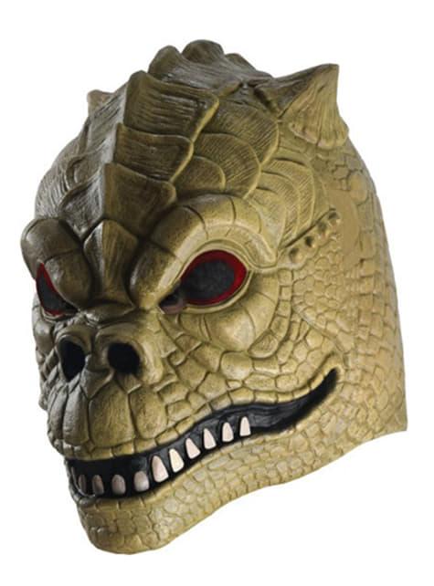 Star Wars Bossk latex mask