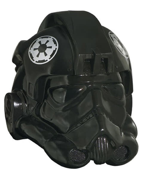 Collector Edition Star Wars TIE fighter pilot helmet
