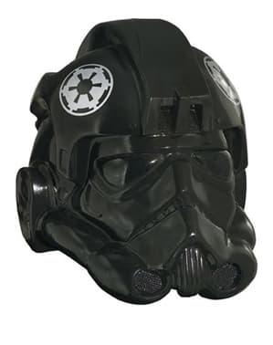 Casque pilote de chasse TIE Star Wars édition collector