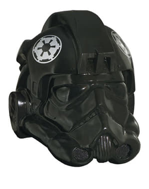 Helm van TIE Fighter Pilot Helm Collector's Edition