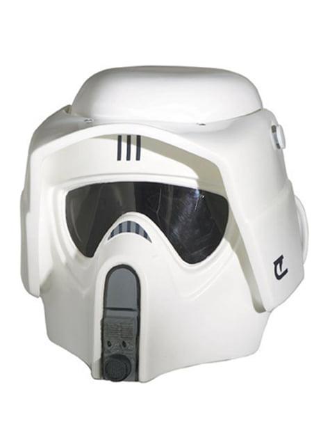 Erkundungssoldat Helm Sammleredition Star Wars