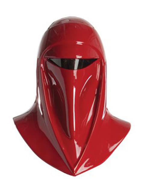 Supreme Star Wars Imperial vakt hjelm