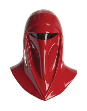 Helm van The Imperial Guardian supreme Star Wars
