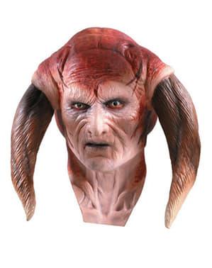 Saesee Tiin Maske aus Latex Star Wars