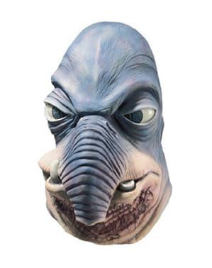 Masker ¾ van Watto van vinyl Star Wars
