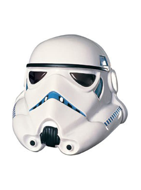 Masque Stormtrooper ¾ PVC