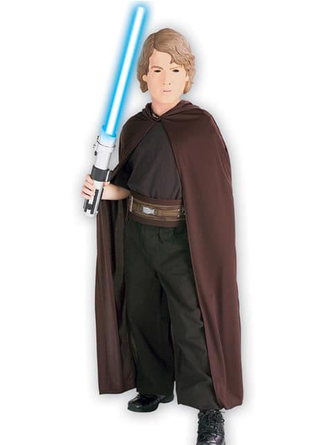Anakin Skywalker costume kit for a boy