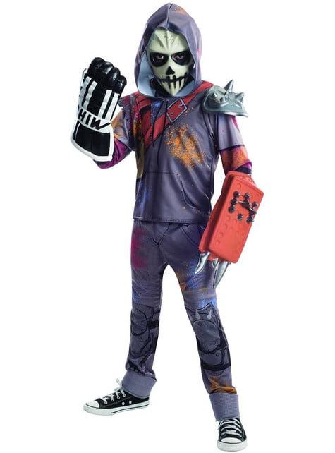 Disfraz de Casey Jones deluxe Tortugas Ninja infantil